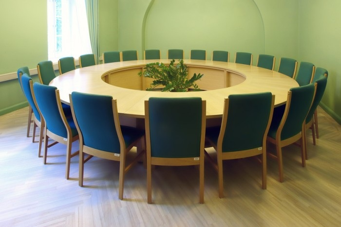 Importance Of Conference Tables Shapes FURNITURE DECOR SOLUTIONS - Conference table shapes